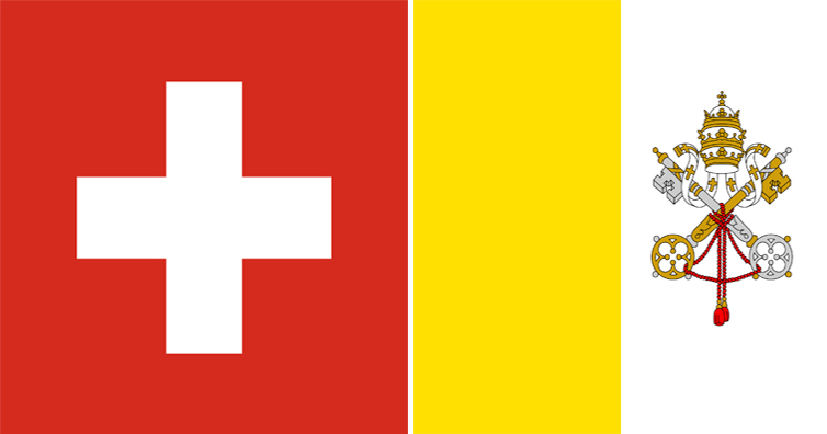The Only 3 Country Flags That Are Not Rectangular And What