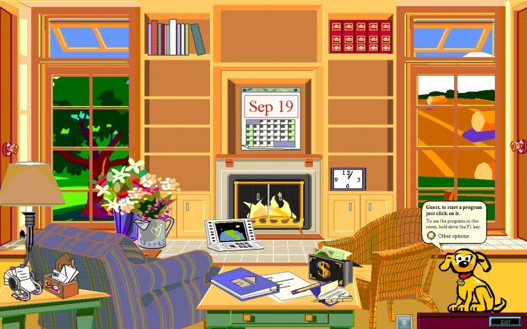 Office Furniture Desk Simple