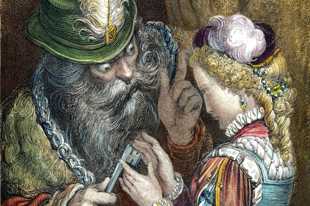 bluebeard origins