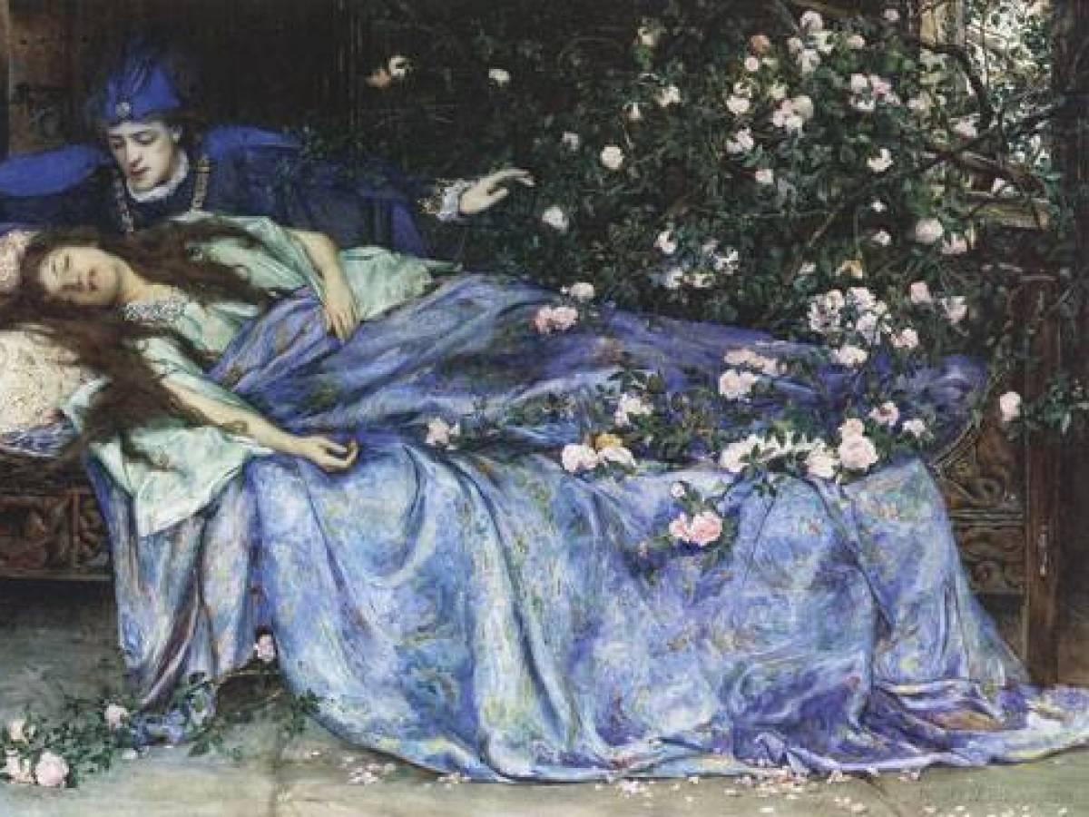 sleeping beauty origins