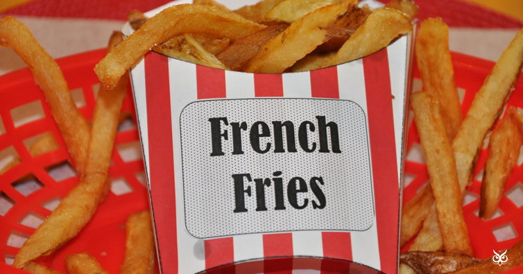 Are French Fries Really... French? - I'm A Useless Info Junkie