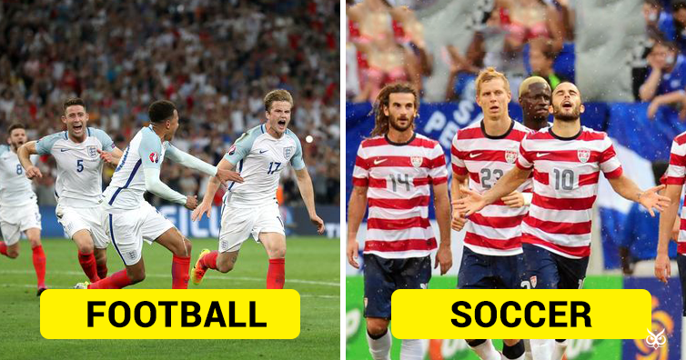Why Americans Call It Soccer When The Rest Of The World Calls It Football