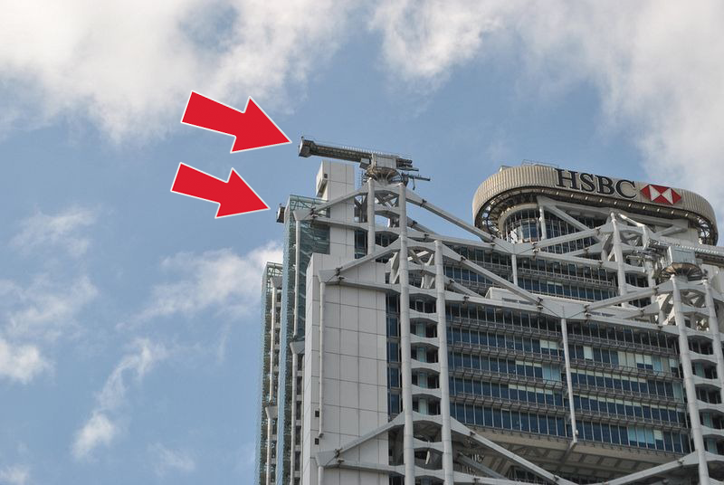 The Incredible Reason Why Some Hong Kong Skyscrapers Have