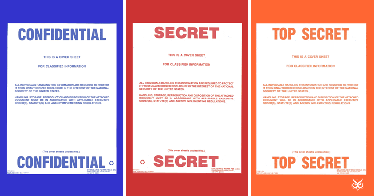 This Is The Difference Between Confidential Secret