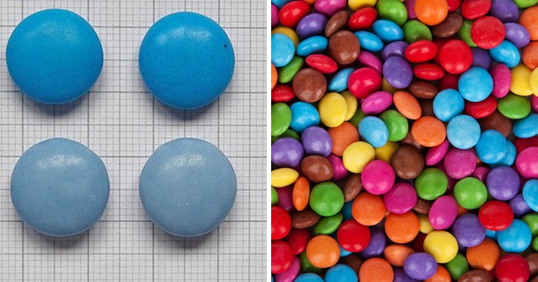 The Real Reason Why Blue Smarties Disappeared For Three