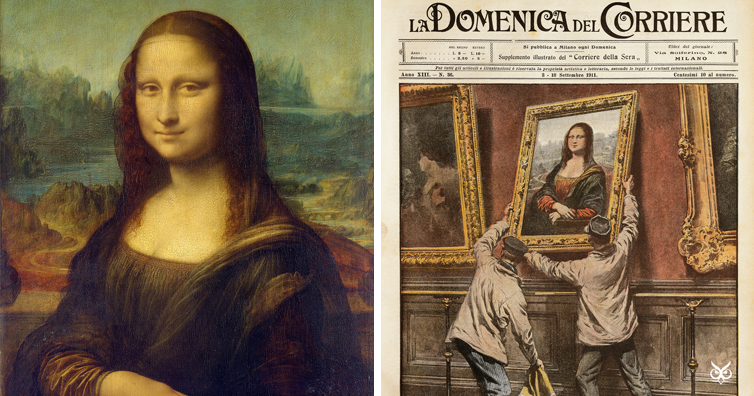 the unbelievable reason why mona lisa is considered the world s