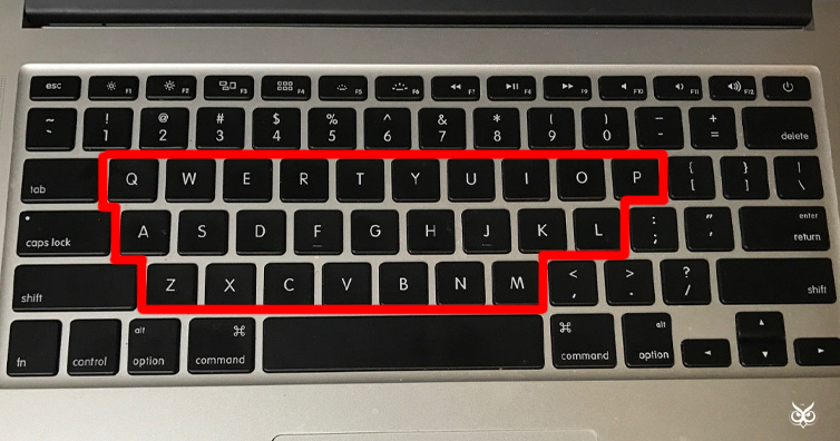 The Reason Why Letters On A Keyboard Are In Scrambled Order