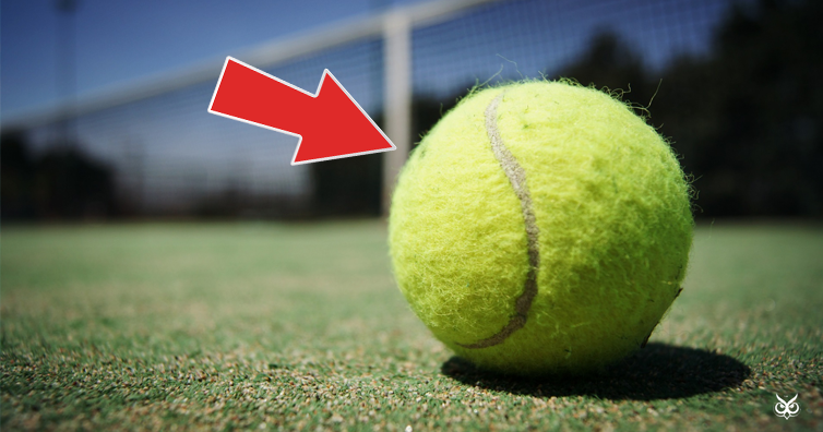 The Real Reason Why Tennis Balls Are Fuzzy  Why Is There Fuzz On A Tennis Ball