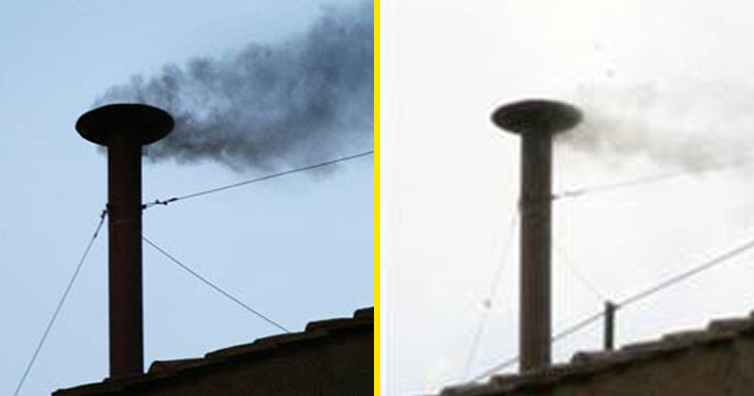 Here's What Makes Papal Conclave Smoke Black Or White (And