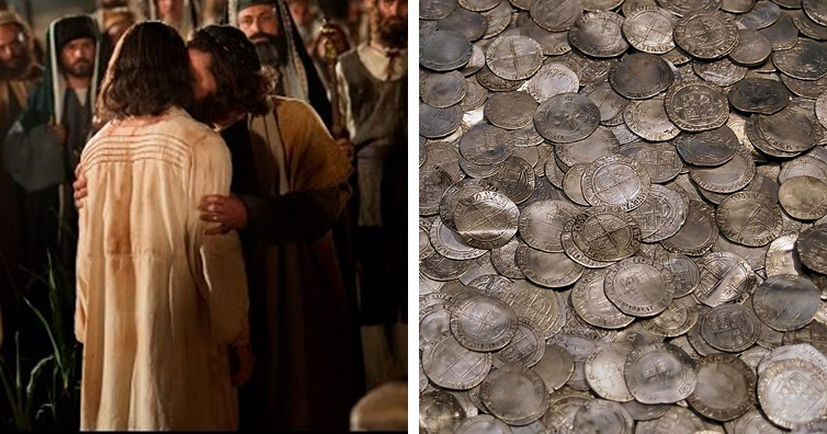 Here S How Much Judas 30 Pieces Of Silver Worth In Today